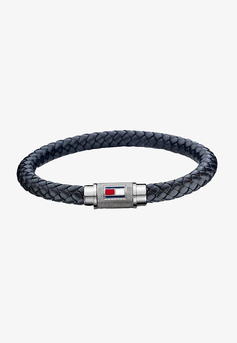 Tommy Hilfiger - CASUAL CORE  - Bracelet - silver-coloured/ blue