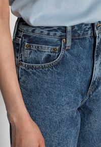 American Vintage - IVOGOOD - Relaxed fit jeans - blue stone - 4
