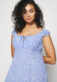 Forever New Curve - ELISE MIDI SUN DRESS - Day dress - light blue - 3