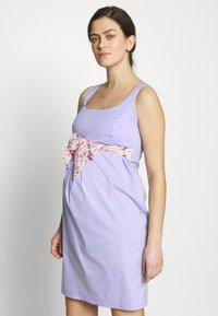 Balloon - DRESS BELT - Denní šaty - lilac - 0