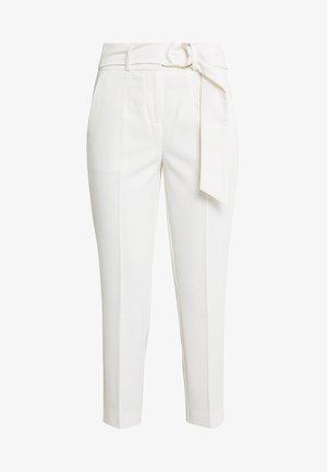 Trousers - vanilla