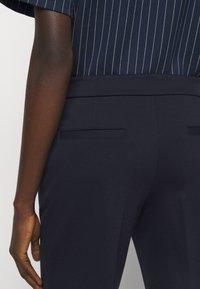 Lauren Ralph Lauren - MODERN PONTE PANT - Kalhoty - navy - 4