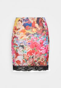 NEW girl ORDER - ORIENTAL SKIRT - Mini skirt - multi - 1
