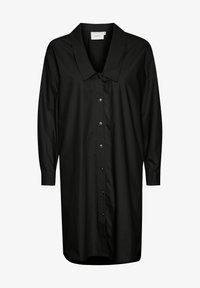 Gestuz - JILAN DRESS - Shirt dress - black - 4