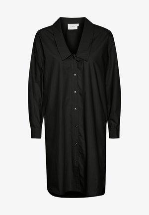 JILAN DRESS - Shirt dress - black