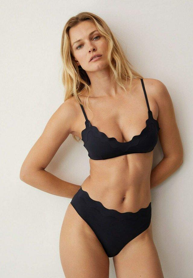 WAVES - Bikinitop - zwart
