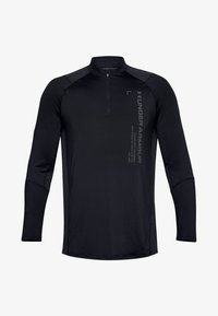 Under Armour - Long sleeved top - black - 3