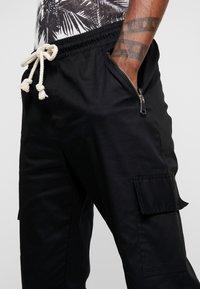 Piazza Italia - Shorts - black - 4
