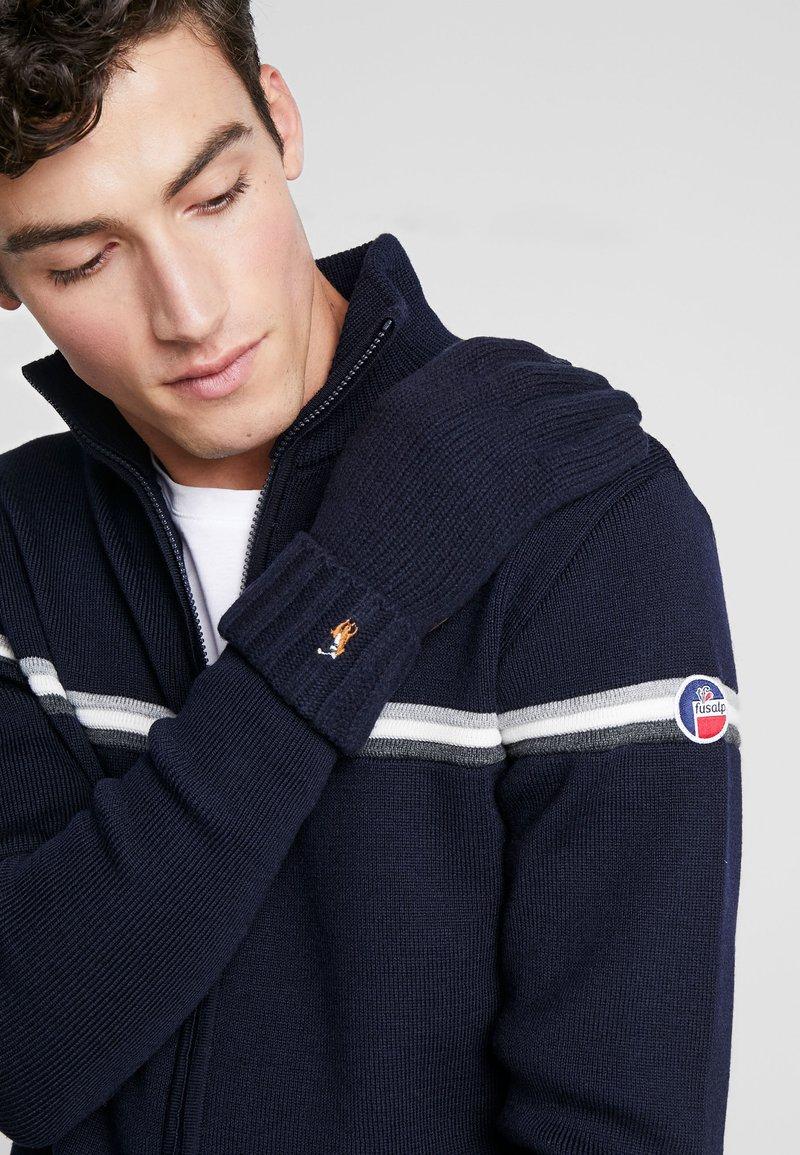 Polo Ralph Lauren - SIGNATURE - Gloves - hunter navy