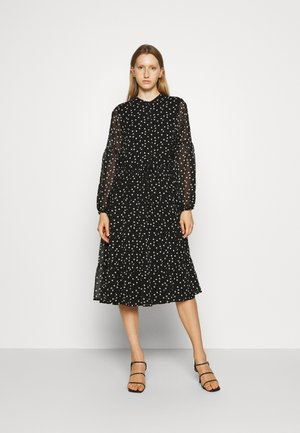 DOTTA AVERY DRESS - Robe d'été - black