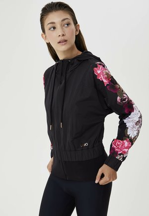 GIUBBOTTO TS.NAVETTA - Training jacket - black