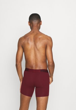 5 PACK - Shorty - red
