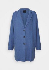 COAT LINN - Krótki płaszcz - blue