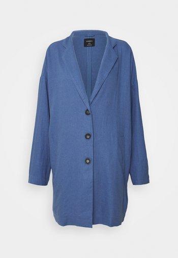 COAT LINN - Cappotto corto - blue