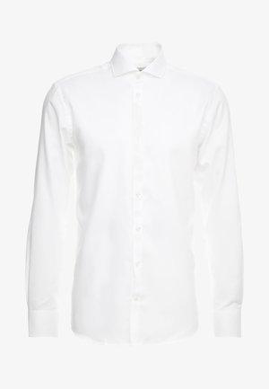 COOPER - Kostymskjorta - white