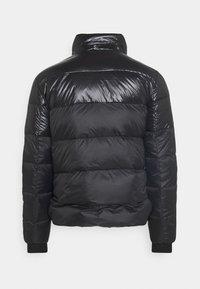 Calvin Klein - LOGO PUFFER JACKET - Down jacket - black - 2