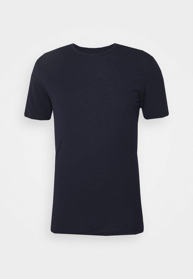 ANATOMICA CREWE - Unterhemd/-shirt - midnight navy