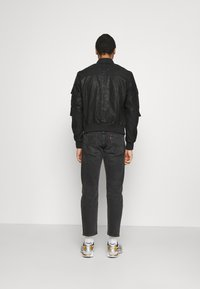 Be Edgy - ROWAN - Leather jacket - black - 2
