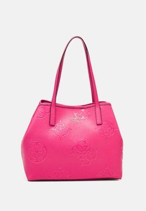 VIKKY TOTE SET - Handbag - cheeky pink