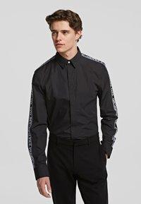 KARL LAGERFELD - Shirt - black - 0