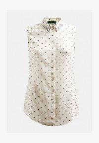 Guess - PRINT ALLOVER  - Button-down blouse - mehrfarbig, grundton blau - 4