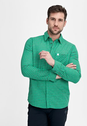 WINTER  - Shirt - light emerald-woods