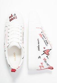 ALDO - UMIASSA - Sneakers laag - white - 3