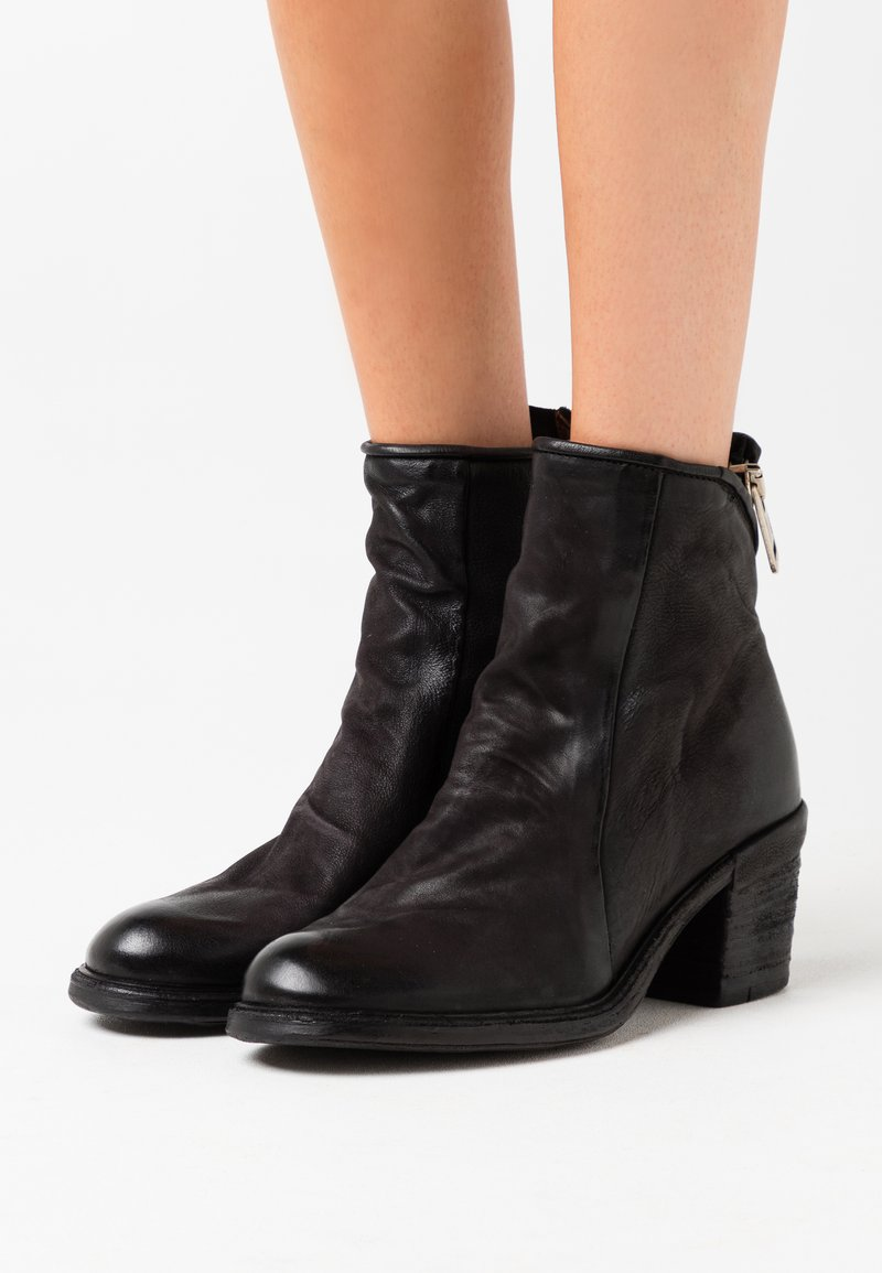 A.S.98 - Classic ankle boots - nero