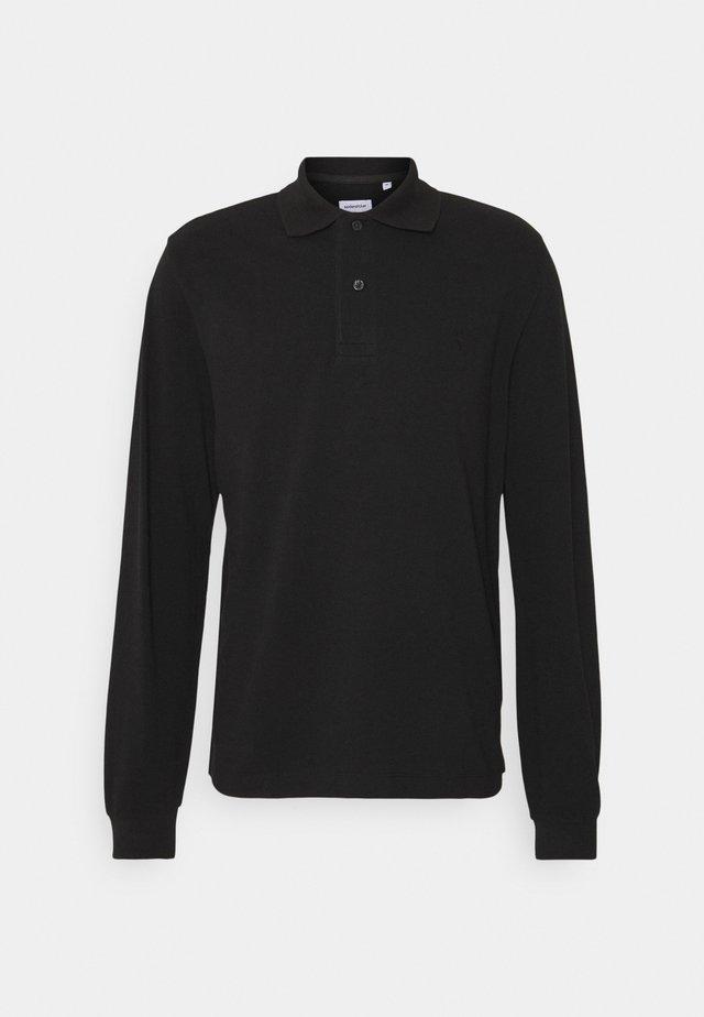 LONGSLEEVE - Polo shirt - black