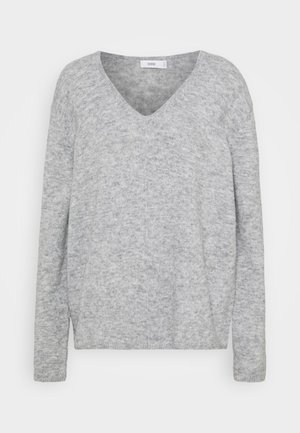 WOMEN´S - Jumper - light grey melange