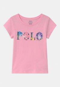 Polo Ralph Lauren - GRAPHIC - Print T-shirt - carmel pink - 0
