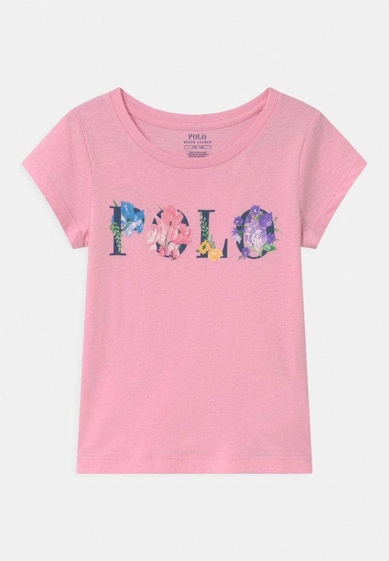 Polo Ralph Lauren - GRAPHIC - Print T-shirt - carmel pink