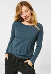 Cecil - Long sleeved top - grün - 0