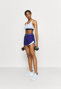Under Armour - PLAY UP SHORTS 3.0 - Sports shorts - blue - 1