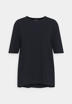 CLARA TEE - Basic T-shirt - navy
