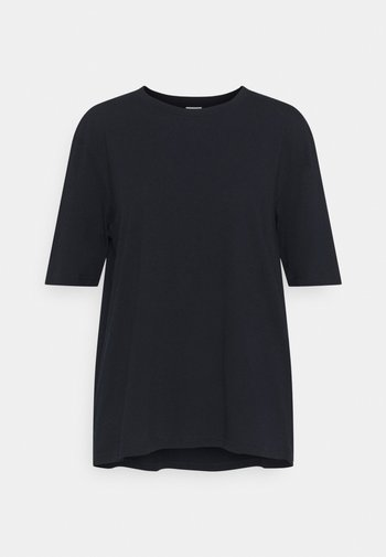 CLARA TEE - Basic T-shirt - navy