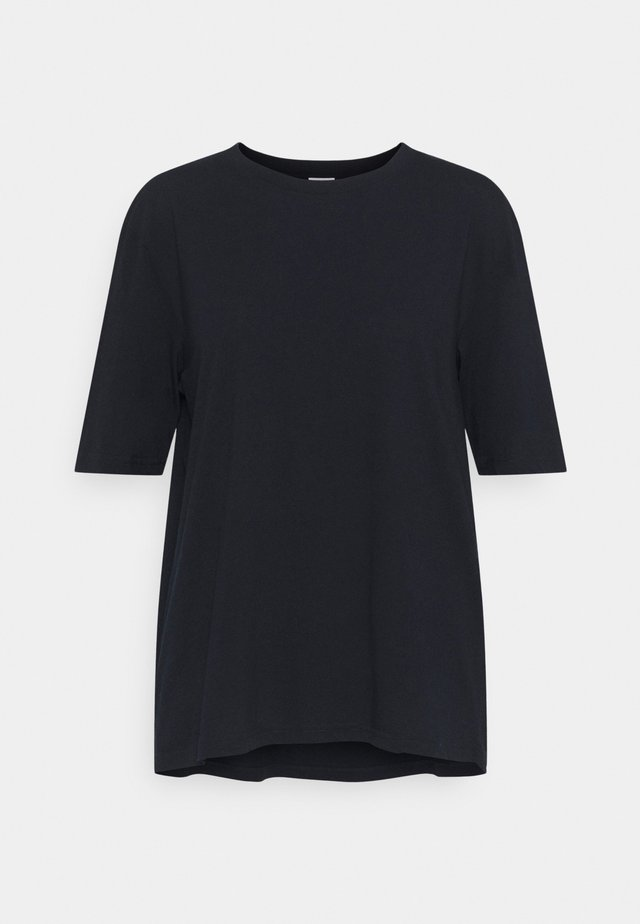 CLARA TEE - T-shirt basique - navy