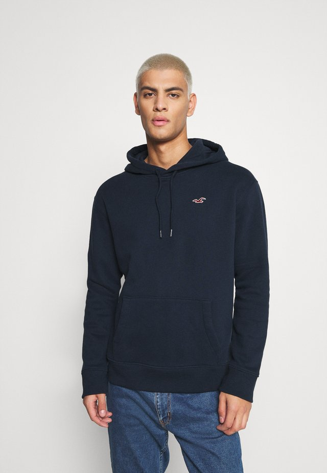 CORE ICON - Hoodie - navy