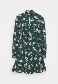 Vero Moda - VMROBIN SHORT DRESS - Vestito estivo - ponderosa pine/robin flower - 5