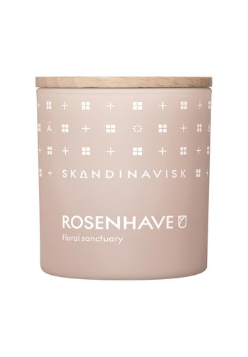 SCENTED CANDLE WITH LID