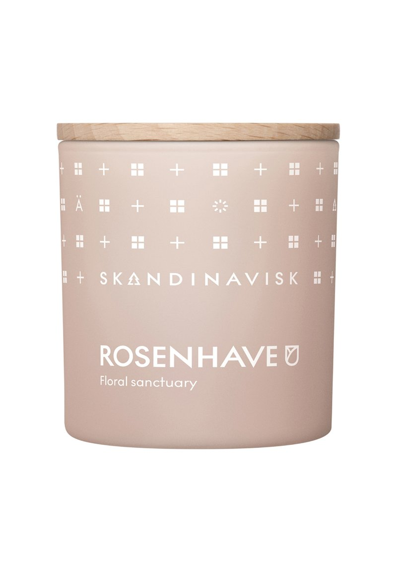 Skandinavisk - SCENTED CANDLE WITH LID - Scented candle - rosenhave