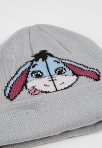 New Era - DISNEY KNIT - Beanie - eeyore gra