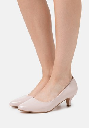 Klassiske pumps - light pink