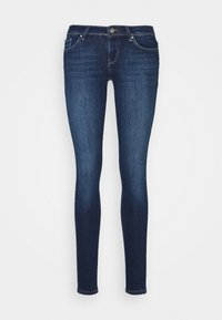 ONLY - ONLCORAL LIFE - Jeans Skinny Fit - dark blue denim - 0