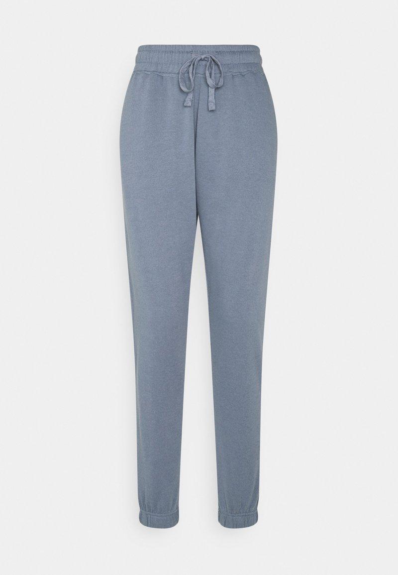Cotton On Body - LIFESTYLE GYM TRACK PANTS - Tracksuit bottoms - blue jay
