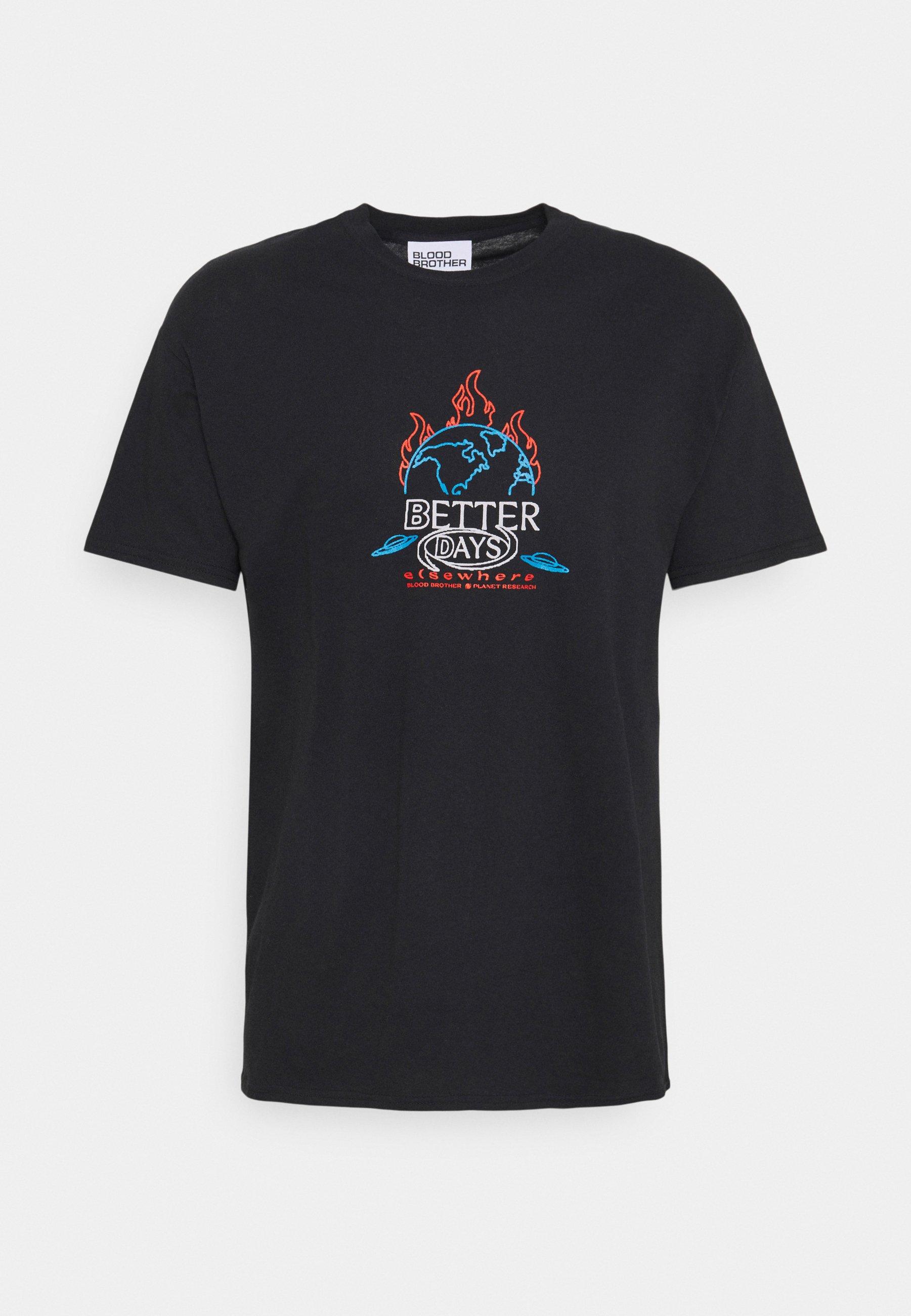 Men BETTER DAYS TEE UNISEX - Print T-shirt