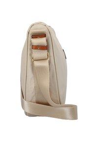 Bric's - Across body bag - beige-leather - 3