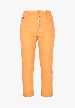Džíny Slim Fit - orange