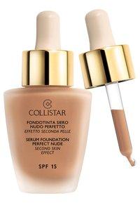 Collistar - SERUM FOUNDATION PERFECT NUDE - Fond de teint - n.8 mou - 0