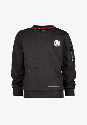 NASMANT - Sweatshirt - deep black